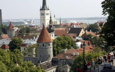 Pealinn: Tallinn koostab kommunikatsioonidest kolmemõõtmelise kaardi
