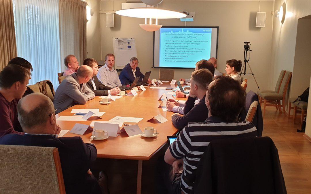 Tallinna teedeehituses kaalutakse georadari kasutuselevõttu
