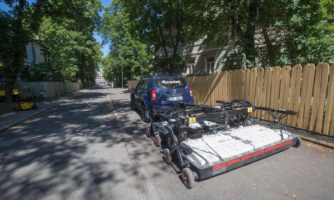 Postimees: Miks Gonsiori tänava ehitus venib?