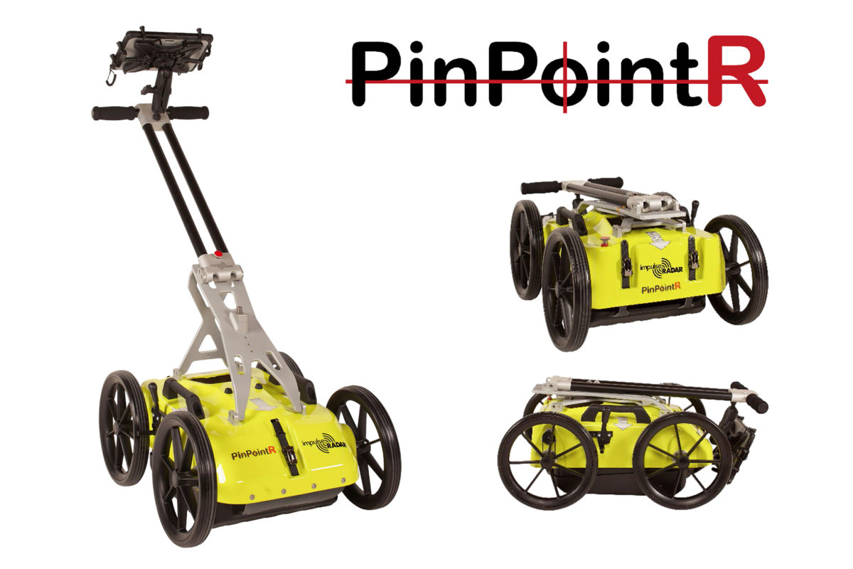 PinPointR Utility Locator