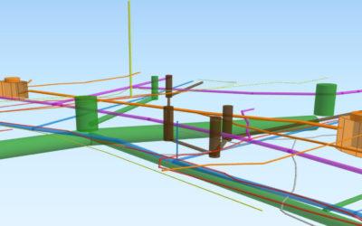 Valmis maa-aluste tehnovõrkude 3D projekti lõpparuanne