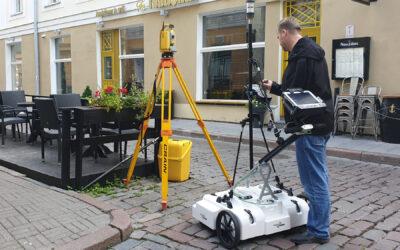 Tallinna vanalinn: uuring enne Pika tänava renoveerimist