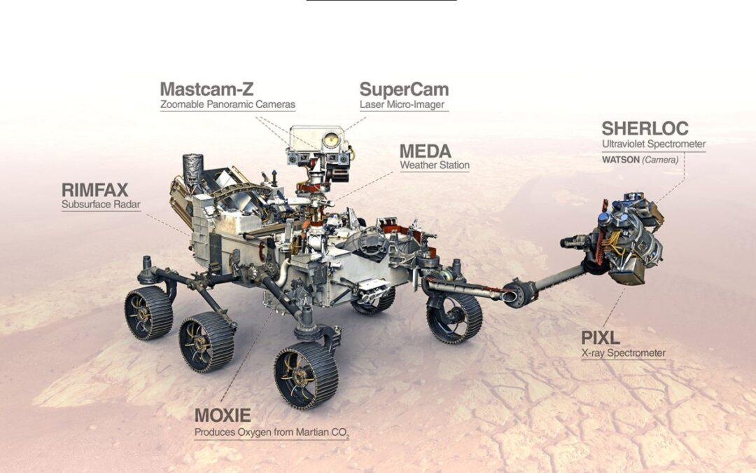 Georadar planeedil Marss